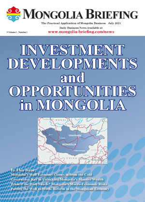 Investment Developments and Opportunities in Mongolia